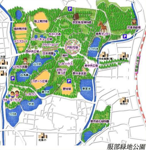 服部緑地公園map.JPG